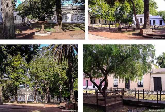 Plaza de Armas, Colonia del Sacramento, Uruguai
