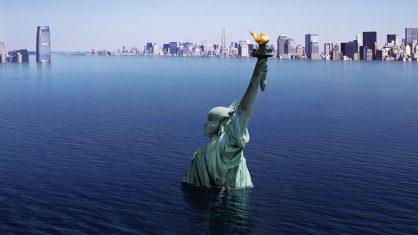 A ameaça das águas
