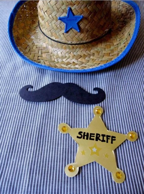 Western Craft For Kids Party