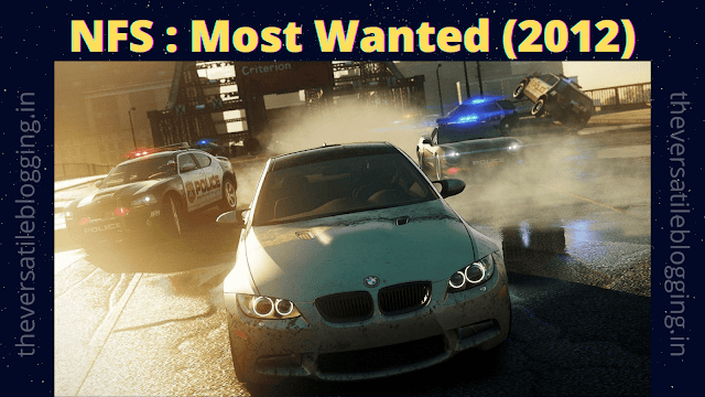 Best Car Racing Games For Windows 7   NFS:Most Wanted (2012)