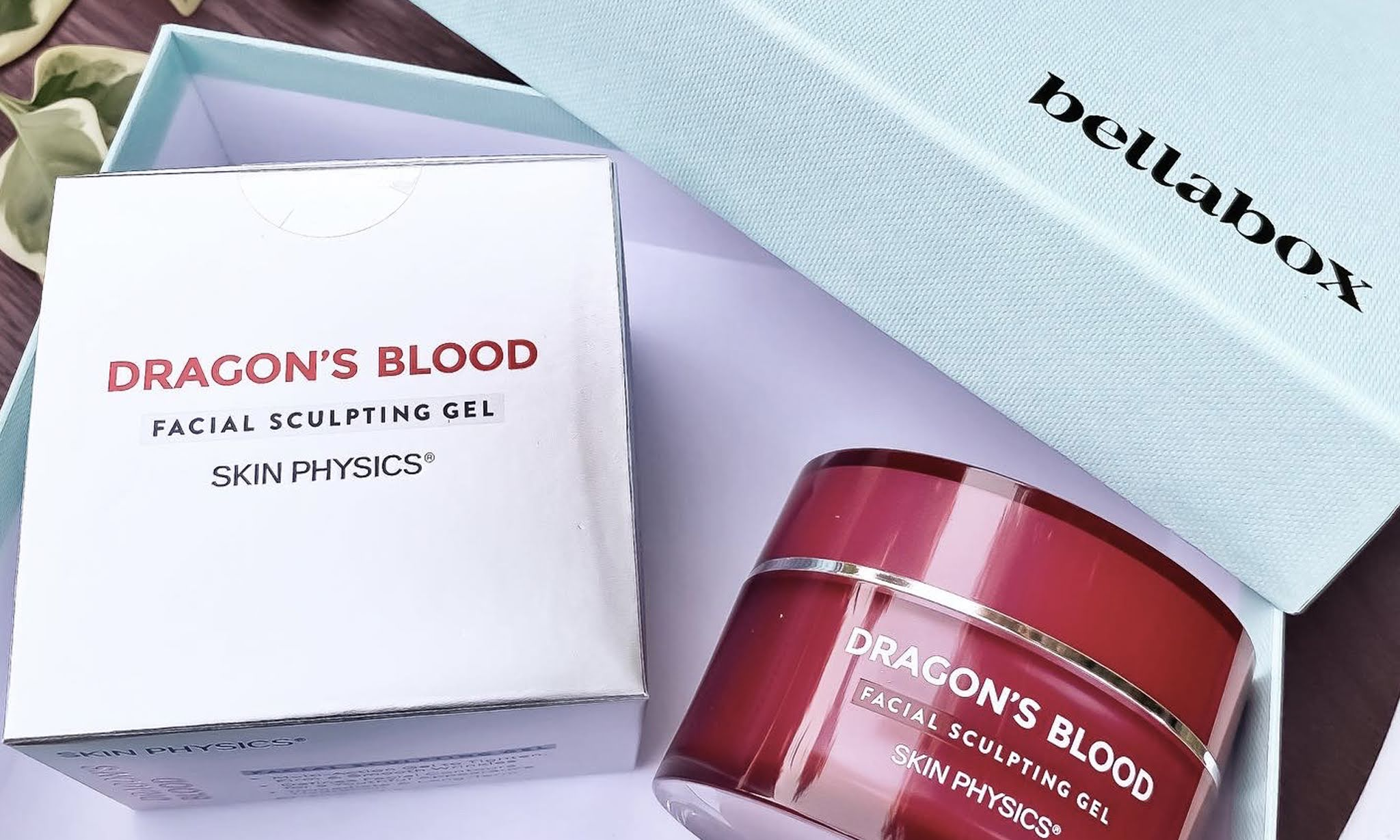 November 2020 Bellabox Australia Skin Physics Facial Sculpting Gel