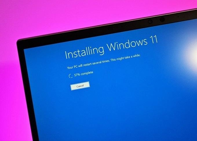 تحميل اول اصدار ايزو ISO رسمي لويندوز 11 Windows من ميكروسوفت Build 22000.132
