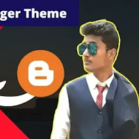 Blogger Theme Applicant Look Almost Free Download