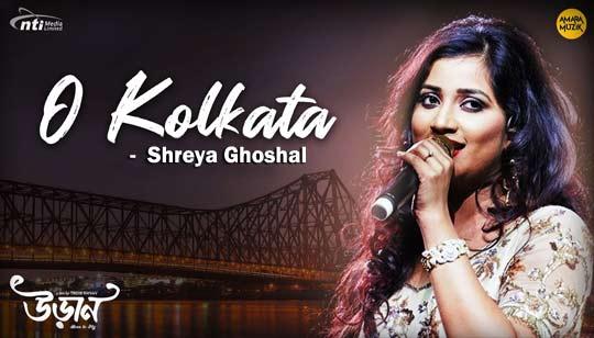 O Kolkata by Shreya Ghoshal from Uraan