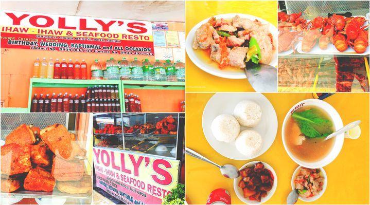 Yolly's Restaurant in Baler