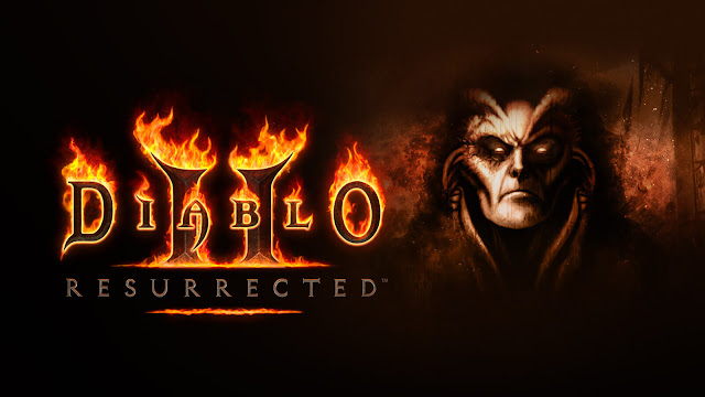 diablo 2 resurrected remaster action role-playing hack-and-slash game vicarious visions activision blizzard entertainment pc ps4 ps5 nintendo switch xb1 xbox series x
