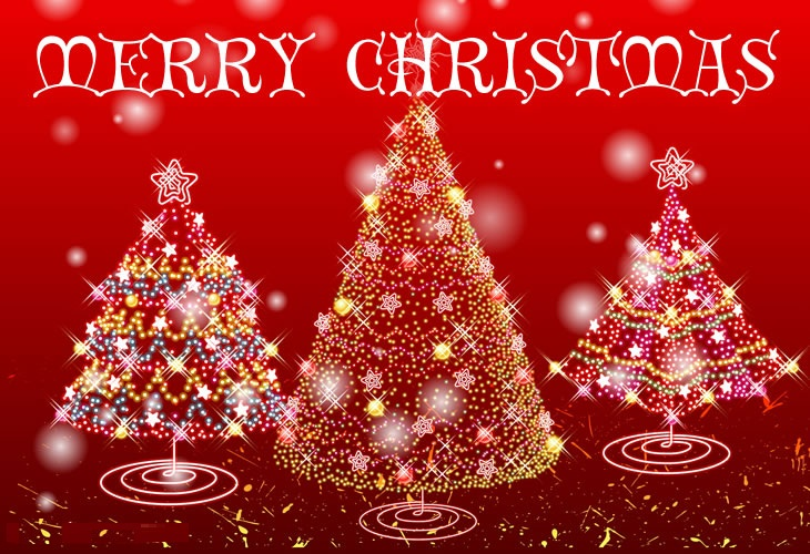 Merry Christmas Pictures, Grettings, Sms & Facebook Status ~ Hindi ...