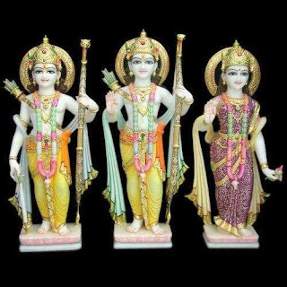 Sri rama, seetha, lakshman