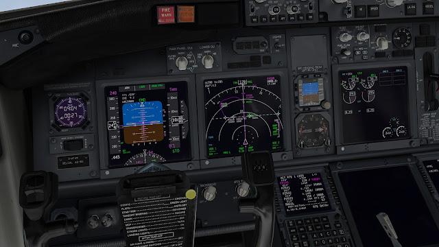 JustFlight Traffic Global on Vulkan - XPlane 11.50 Beta 4