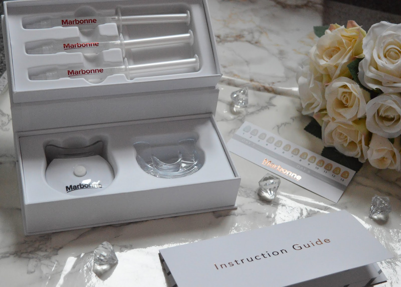 Marbonne Teeth Whitening Kit Review