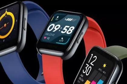 भारत में Realme के पहले बजट Smartwatch की सेल हुई शुरू