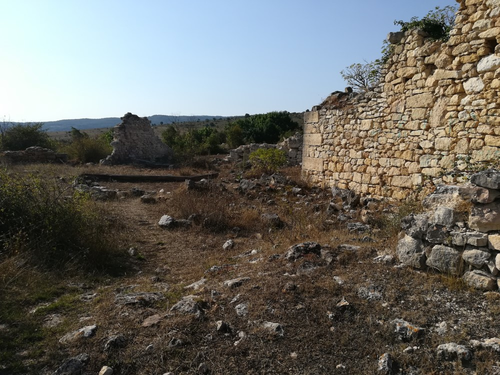 Ruinas de Ochate