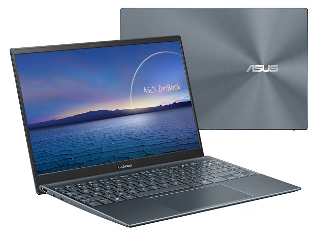 "ASUS announces all-new ZenBook 13 (UX325) and ZenBook 14 (UX425) – the World's Thinnest 13"" / 14"" laptops with Full I/O ports"
