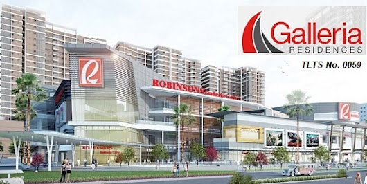 Robinsons Land Corporation Cebu Makati City Ortigas Center Condominiums