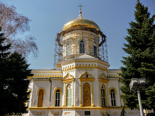 Павлоград. Собор на честь Образа Спаса Нерукотворного