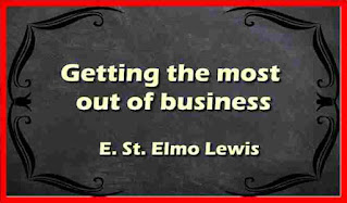 Getting the most out of business