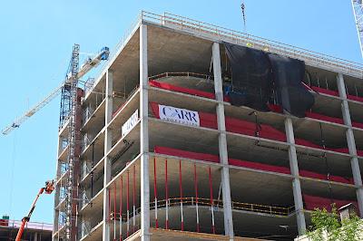 Signal House, Carr Properties, Streetsense, Union Market, Gensler, Washington DC