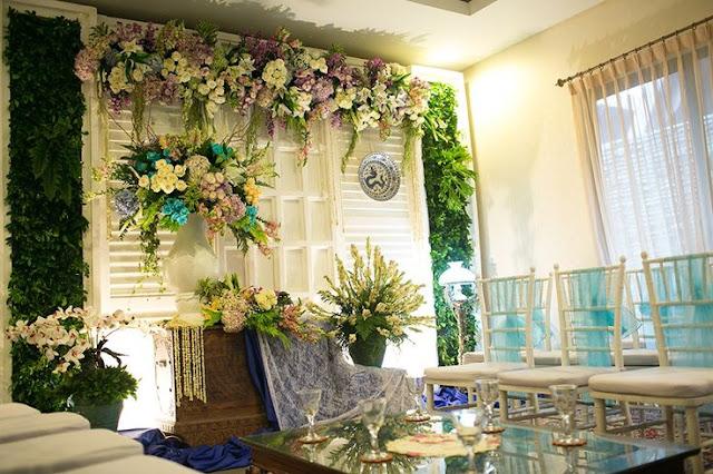 inilah 15 contoh dekorasi paper flower