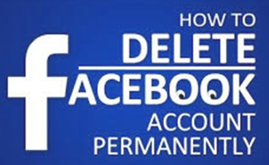 how to delete Facebook account permanently, delete a Facebook account completely, delete Facebook account 2019