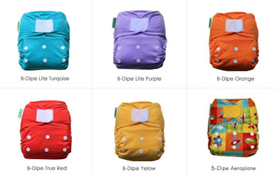 Clodi (Cloth Diapers) Popok Kain Cuci Ulang