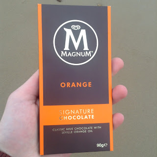 Magnum Signature Orange Milk Chocolate