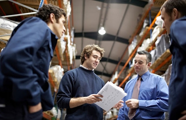 warehouse maintenance tips inventory storage repair
