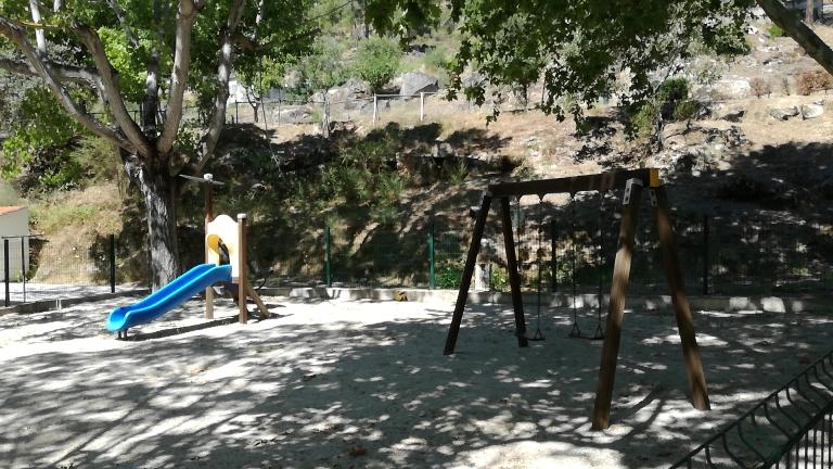 Parque Infantil do Parque de campismo do Rabaçal