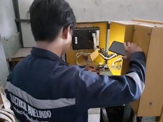 service maintenance genset