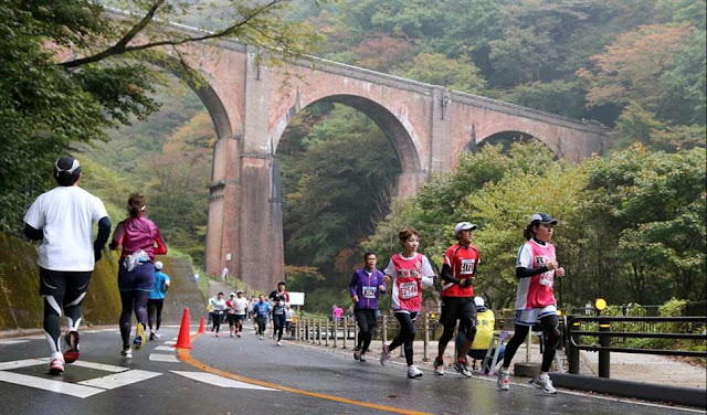 Kazuizawa Resorts Marathon