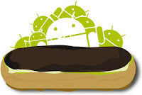 Android Eclair - Android v2.0 – 2.1
