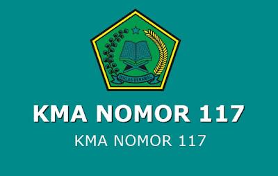 kma nomor 117 tahun 2014
