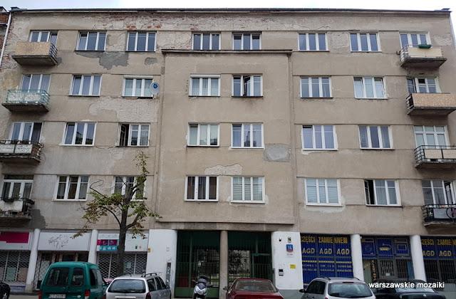 Praga Północ kamienice ulice praskie architektura