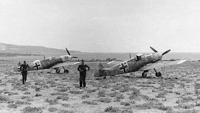 Bf 109E 8 May 1941 worldwartwo.filminspector.com