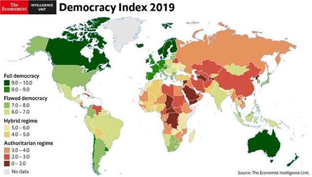 Demokratieindex 2019: In Mazedonien herrscht ein hybrides Regime