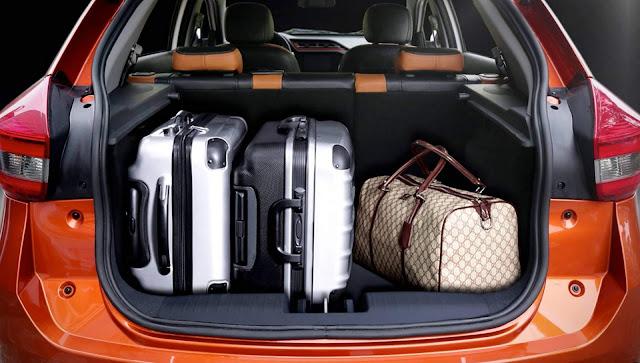 Novo Chery Tiggo 2018 - porta-malas