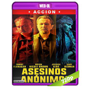 Asesinos anónimos (2019) WEB-DL 720p Audio Dual Latino-Ingles