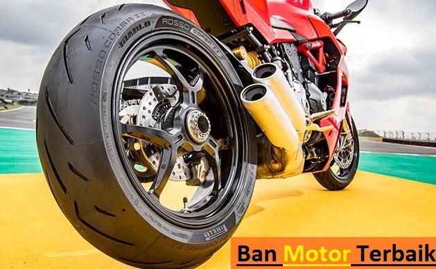 Ban merupakan salah satu komponen kendaraan bermotor yang memiliki peranan sangat penting 13 Merk Ban Motor Terbaik Tidak Licin Awet Murah dan Terbaru