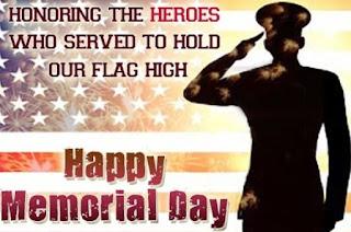 happy memorial day sayings