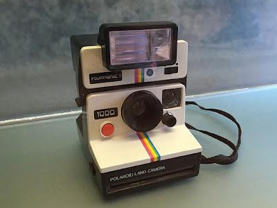 Câmera Polaroid Original
