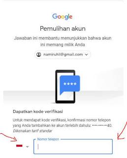 Cara Mengatasi Lupa Kata Sandi Gmail