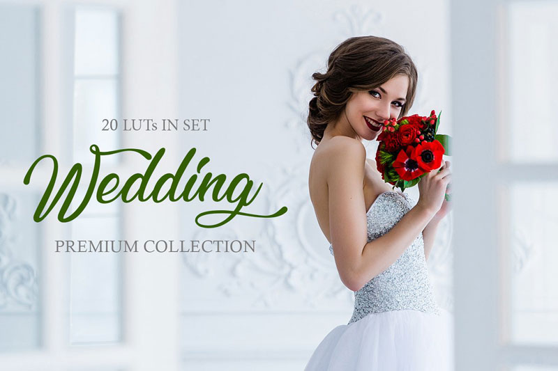 Wedding Video LUTs 3996228