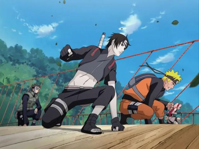 Naruto: Shippuden Season 2, Naruto vs Orochimaru