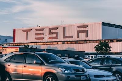 Brand Name of Tesla Company