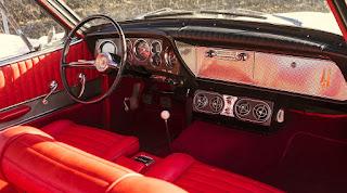1962 Studebaker Gran Turismo Hawk  Dashboard