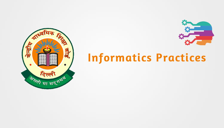 Project Work in IP Subject for Class XII (IP) - ComputerScience