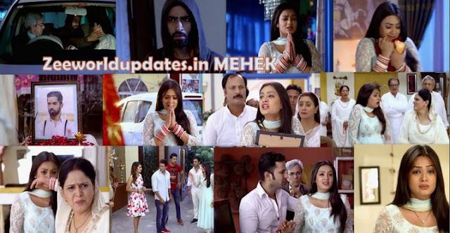 "Zee World Mehek 29th July 2019 Monday Written Update Episode "" Karona Blames and Slaps Mehek For Losing Shaurya."