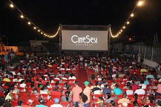 Cinesesi levantou o público Cacimbinhense.