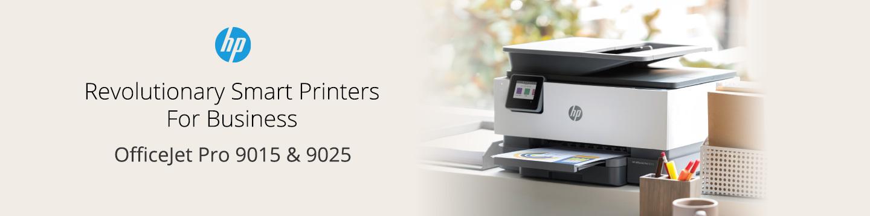 HP Officejet Pro 9015 Printer Setup