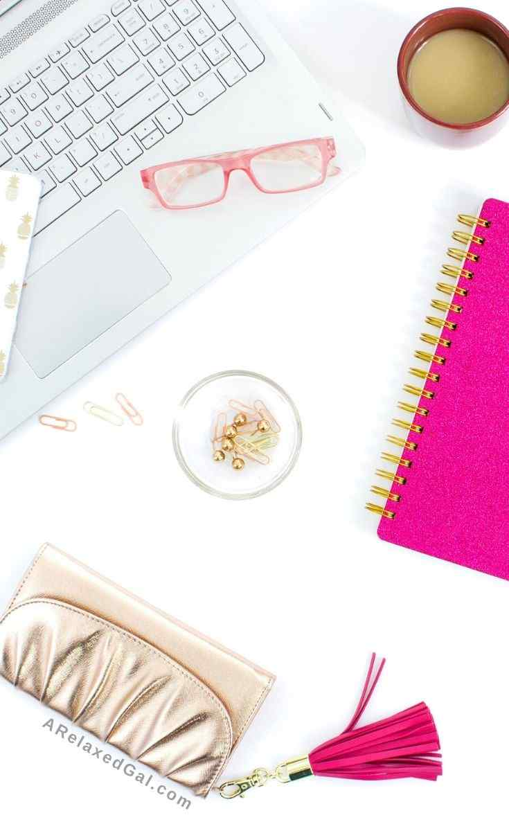 Where To Find Pretty Blog Templates | A Relaxed Gal