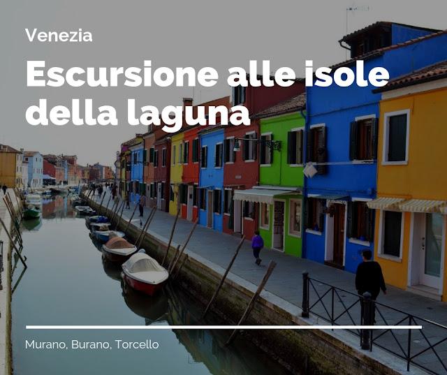 tour isole della laguna di venezia